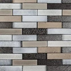Matt Stone Elevation, Thickness: 5-10 mm, Size: 2 x 1 Feet