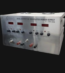 Dual Output DC Regulated Power Supply 0-30V/20A