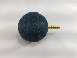 2 Ball Air Stone with Brass Nozzle