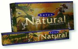 Satya Natural Incense Stick -15 Gram Pack