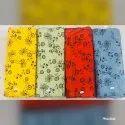 Rayon 58 Width Printed Fabric