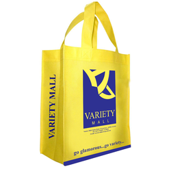 Screen Printed Non Woven Bags