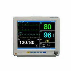 Veterinary Multi Parameter Monitor, Pulse Rate Range: 20-254bpm, Rs 30000  /piece   ID: 1823654755