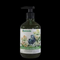 Natural Tick & Flea Repelling Shampoo