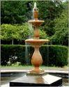 4 Feet Sandstone Fountain