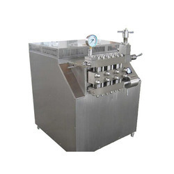 Fruit Juice Homogeniser