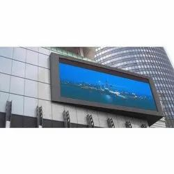 Outdoor LED Video Wall For Advertisements