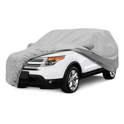 Grey Matty Car Body Cover(4x4)