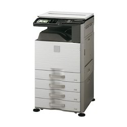 Inkjet Black & White Color Photocopy Machine, Supported Paper Size: A4