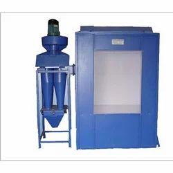 BSJS Iron Powder Coating Booth