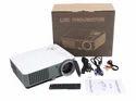 RD801 Mini Full HD LED 2500 Lumens Projection