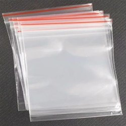 LDPE Zip Bags