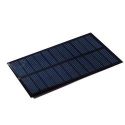 Resin Laminated Solar Cell Modules
