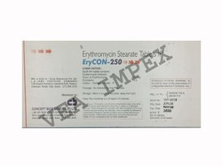 Erythromycin Stearate Tablets