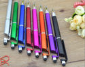 Multi-Functional Mobile Scaffold Stand Ballpoint Pen Touch Capacitor