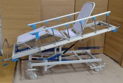 Emergency Patient Trolley 3 Section