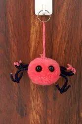 Spider pom pom Toy