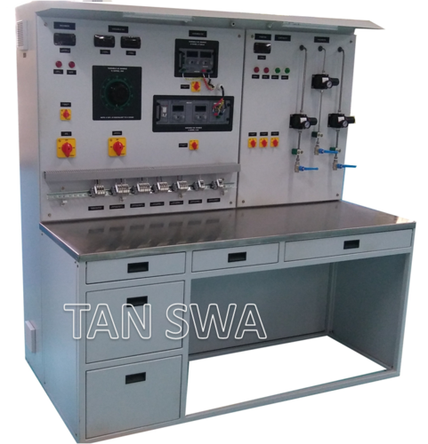 Instrument Amp Pneumatic Test Bench Tan Swa Technologies