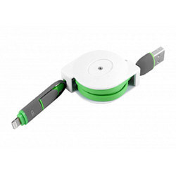 Data Cable Rectangular Yo-Yo Cable