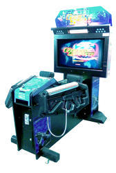 Ghost Squad 42 LCD 2 Player Video Base Game