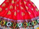 Kids Lehenga Choli - Navratri Special Garba Costume - 36 Size - 13 to 15 Year