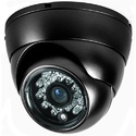 IR CCTV Dome Camera