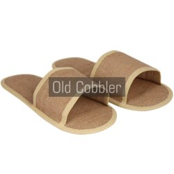 Old Tree Jute Slippers, Size: Free Size
