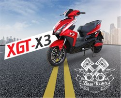 KOMAKI X3 Electric Scooter