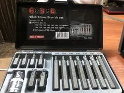 15 Pc Star Bit Set