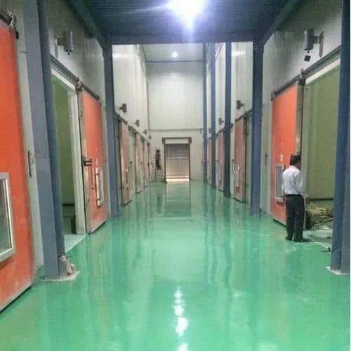 Geeepats Controlled Atmosphere Cold Storage