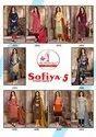 Miss World Sofiya Vol-5 Karachi Special Printed Cotton Dress Material Catalog Collection