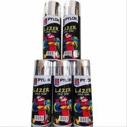 Acrylic Based Aerosol Paint Nippon Pylox Lazer Spray Paint, Packaging Type: Can