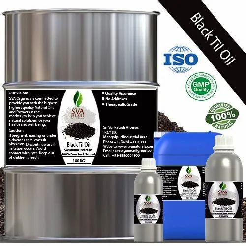 Black Til Oil
