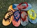 Nike Hawaii Multicolor Rubber Hawai Chappal