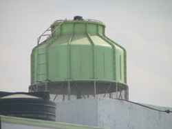 FRP Counter Flow Cooling Towers