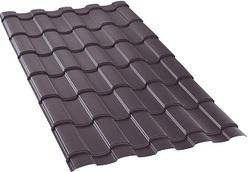 Geo Grey Matte Finish Ultima Espana Roofing Sheet