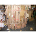 Brown Cardboard Waste Paper Scrap
