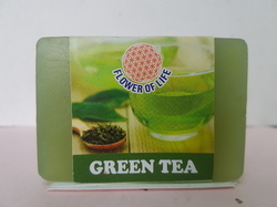 Green Tea Glycerin Soap