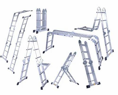 Multipurpose Ladders - Folding Multipurpose Ladder- 470 Cm