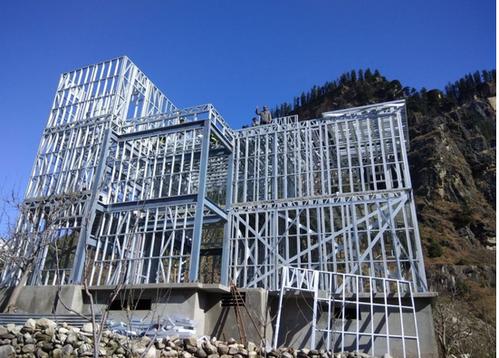 Light Gauge Steel Frame Construction Services in Near Bradhiveer ...