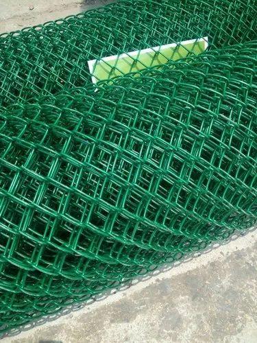 Nylon Coated Chain Link