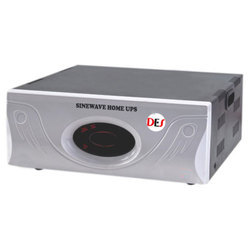 800 Watts Single DES Sinewave Home UPS, Battery Type: Smf/Tubular