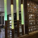Glass Pillar