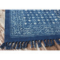 Hand Block Print Floor Carpet Darri