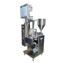 VFFS Pneumatic Machine With Paste Filler