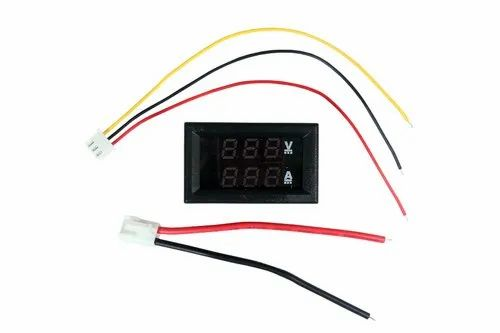 Digital Voltmeter Ammeter Dc 0 100v 10a Monitor Panel At Rs 153 Piece Digital Voltmeter Id 14232681012