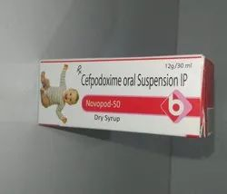 Cefpodoxime Oral Suspension Syrup