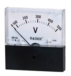Analogue Meters SR-65 Square (White)