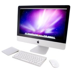 iMac Core i3 Used Apple Computer Desktop, Screen Size: 21.5 inch, Mac Os X 10.6