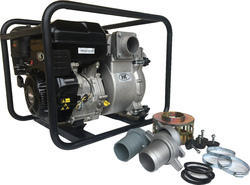 Water Clogging TPH100, hako brand 4 Trash Pump With 420cc Petrol Engine